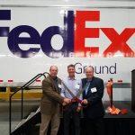 Ribbon Cuttings - FedEx Ground