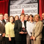 Business Champions - Overall Winner