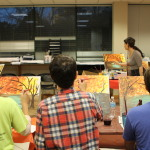 ESOP Month - Paint Night