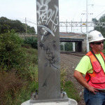 Update of Electric Structures along Metro-North Rail Line Gallery