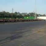 JB Hunt, Intermodal Trucking Facility Gallery
