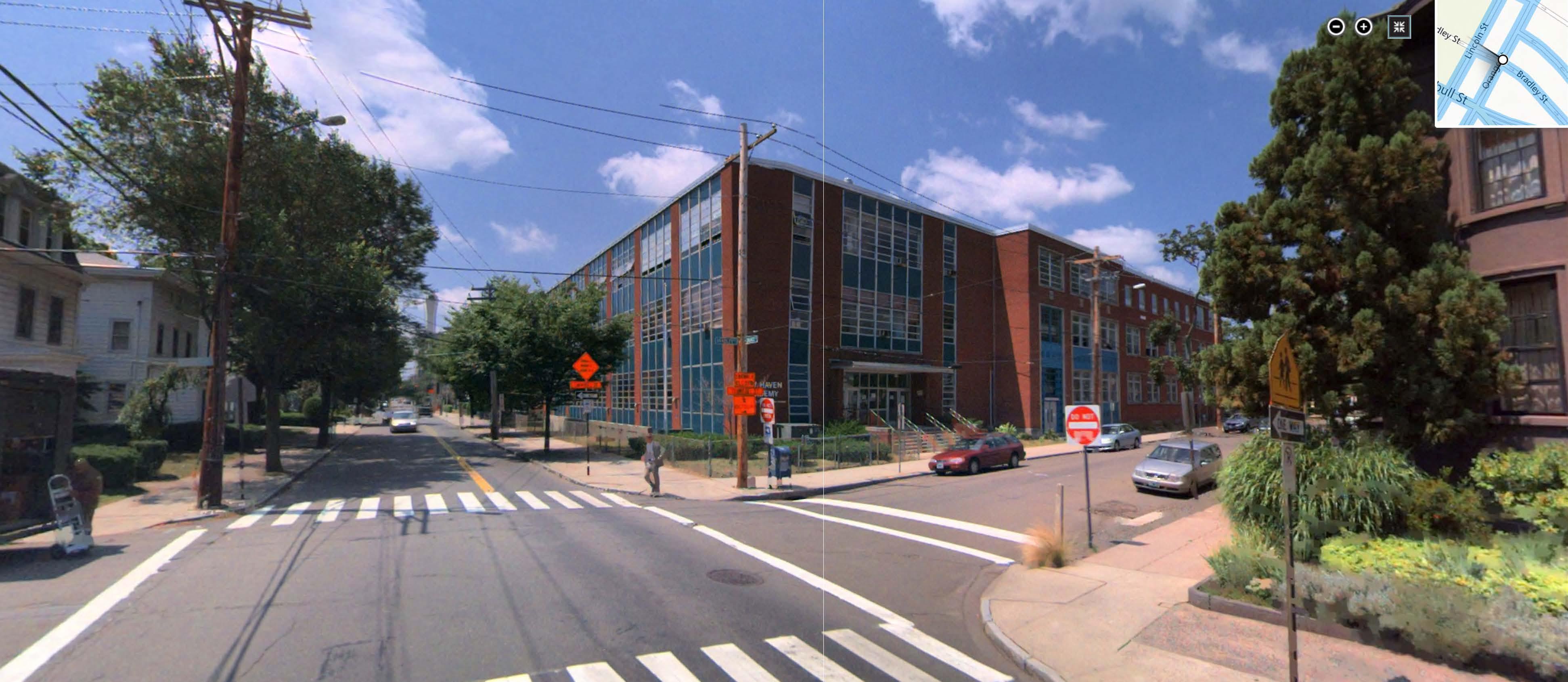 New Haven Academy School –