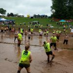 Mud Volleyball for a Cause