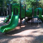 With the help of BL manpower this park was upgraded and ready for play