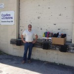 Cradles and Crayons donation