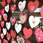 Paper Heart Fundraiser