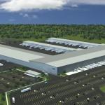 FedEx Ground Allentown Distribution Hub Gallery