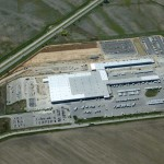 FedEx Ground Kansas City Distribution Hub Gallery