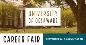Career Fair | University of Delaware @ University of Delaware